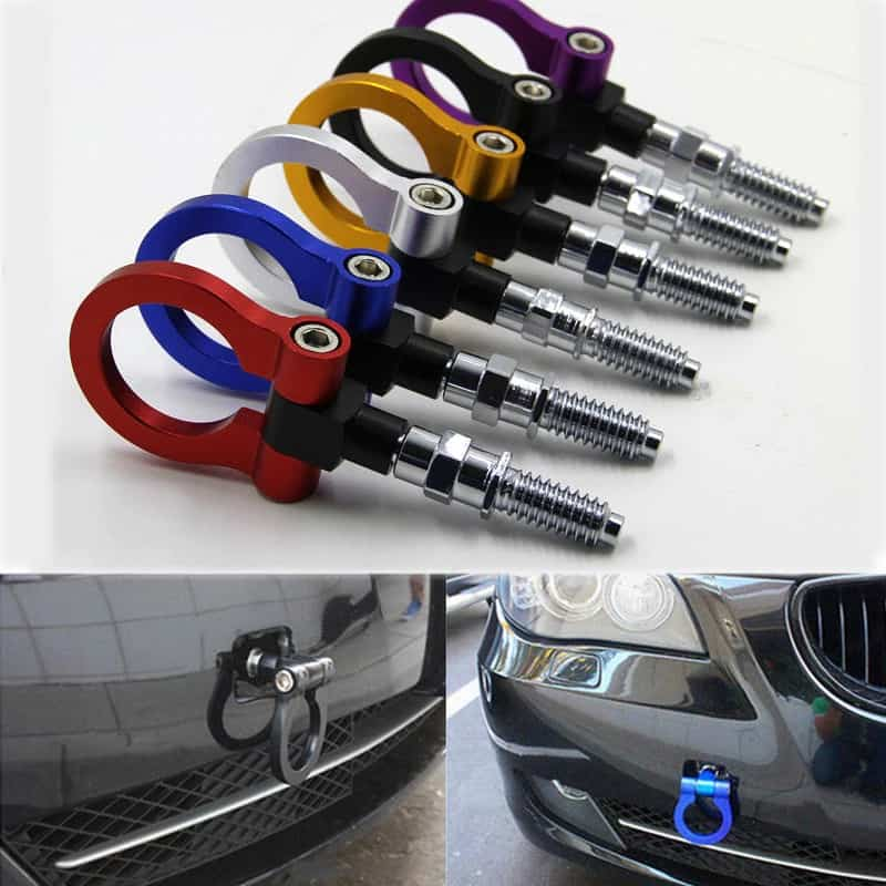 Towing Car Tow Hook For European Cars BMW Car Accessories