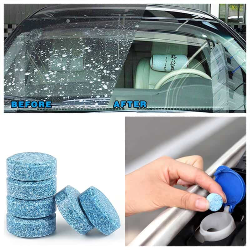 Car Items: Concentrated Window Wiping Bar